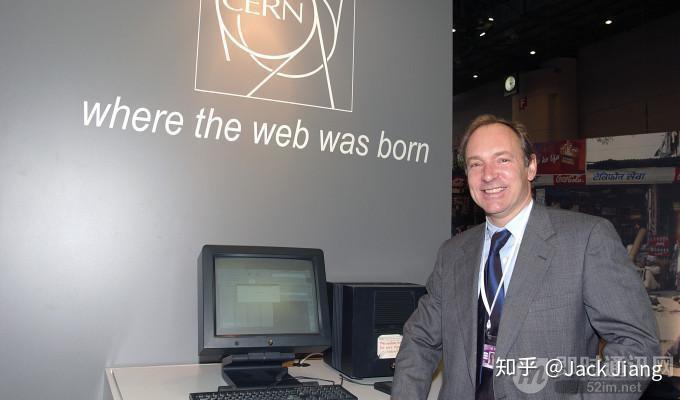 互联网之父——伯纳斯·李(tim berners-lee)