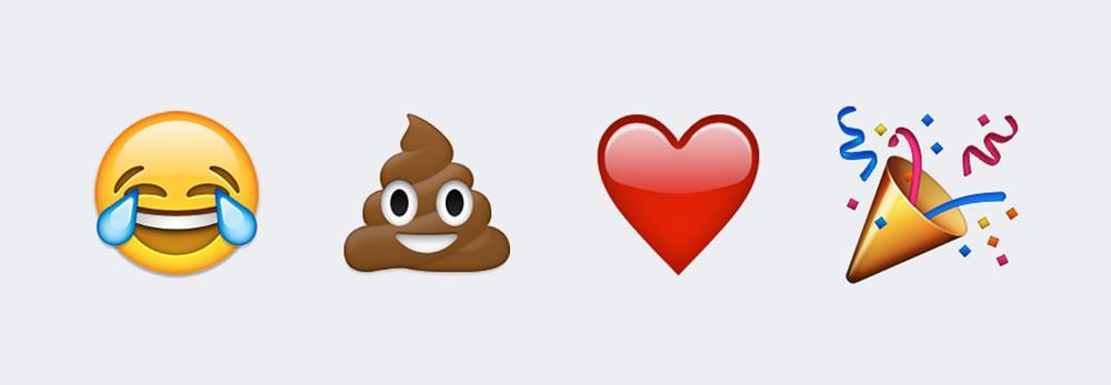 苹果emoji 设计者:在苹果当实习生,跟大神学习表情创作图片