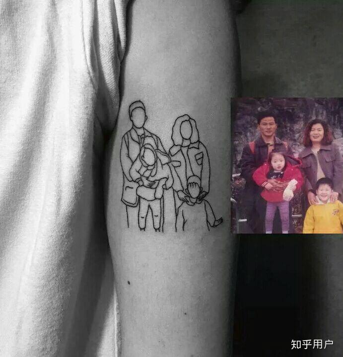 作为一个女孩子可以纹哪些有意义的纹身?
