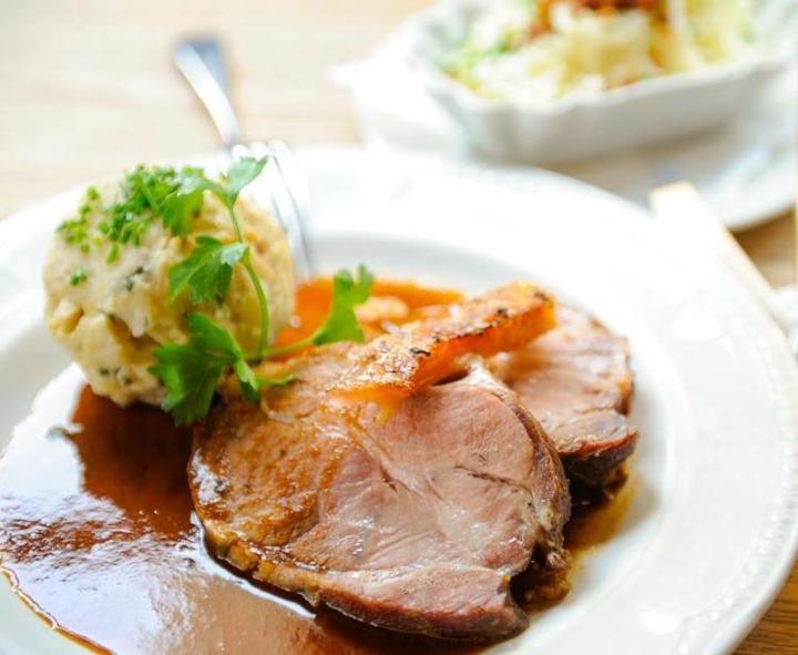 不只大猪肘,正宗德国菜原来是这样图片