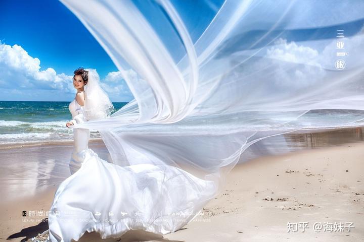 抖音上大火的婚礼头纱已经传到国外?原来新娘用对头纱
