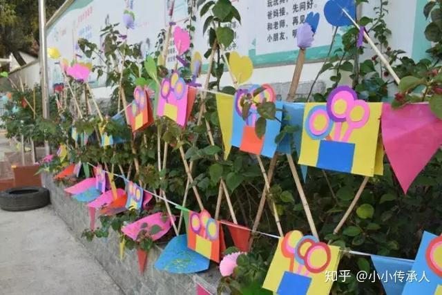传统文化:幼儿园重阳节主题墙欣赏—爷爷奶奶我爱您
