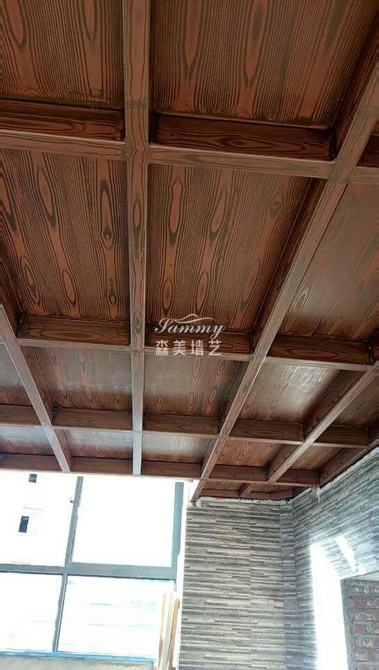 材质:钢结构吊顶 面积:50平米 地址:南昌市湾里区招贤中路 senmei77