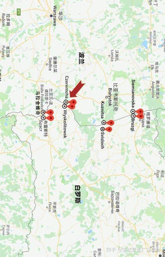 但目前该过境点似乎并未用于欧亚铁路运输,且相关信息很少.图片