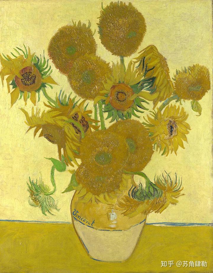 梵高的《向日葵》为什么会成为世界名画?