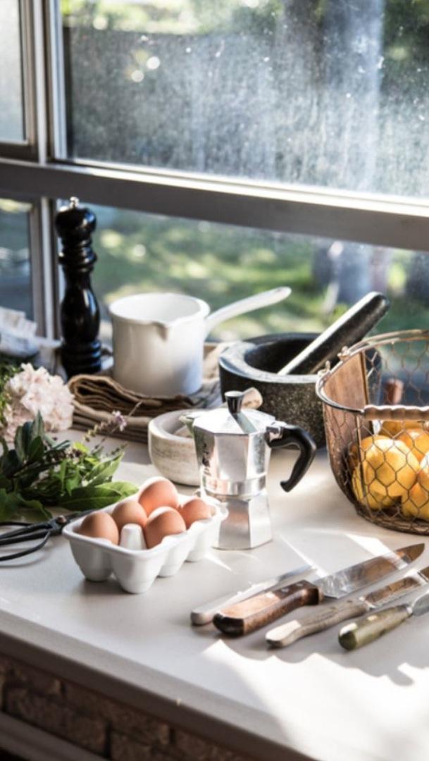 厨房—生活的开始