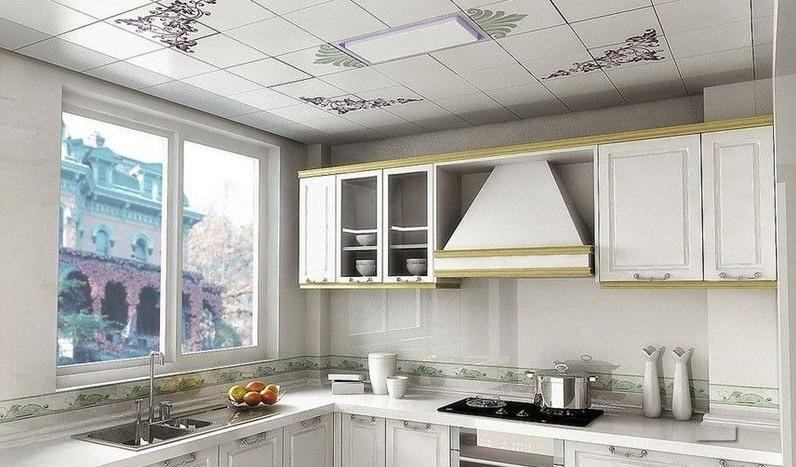 石膏板、铝扣板,厨房吊顶选哪个?