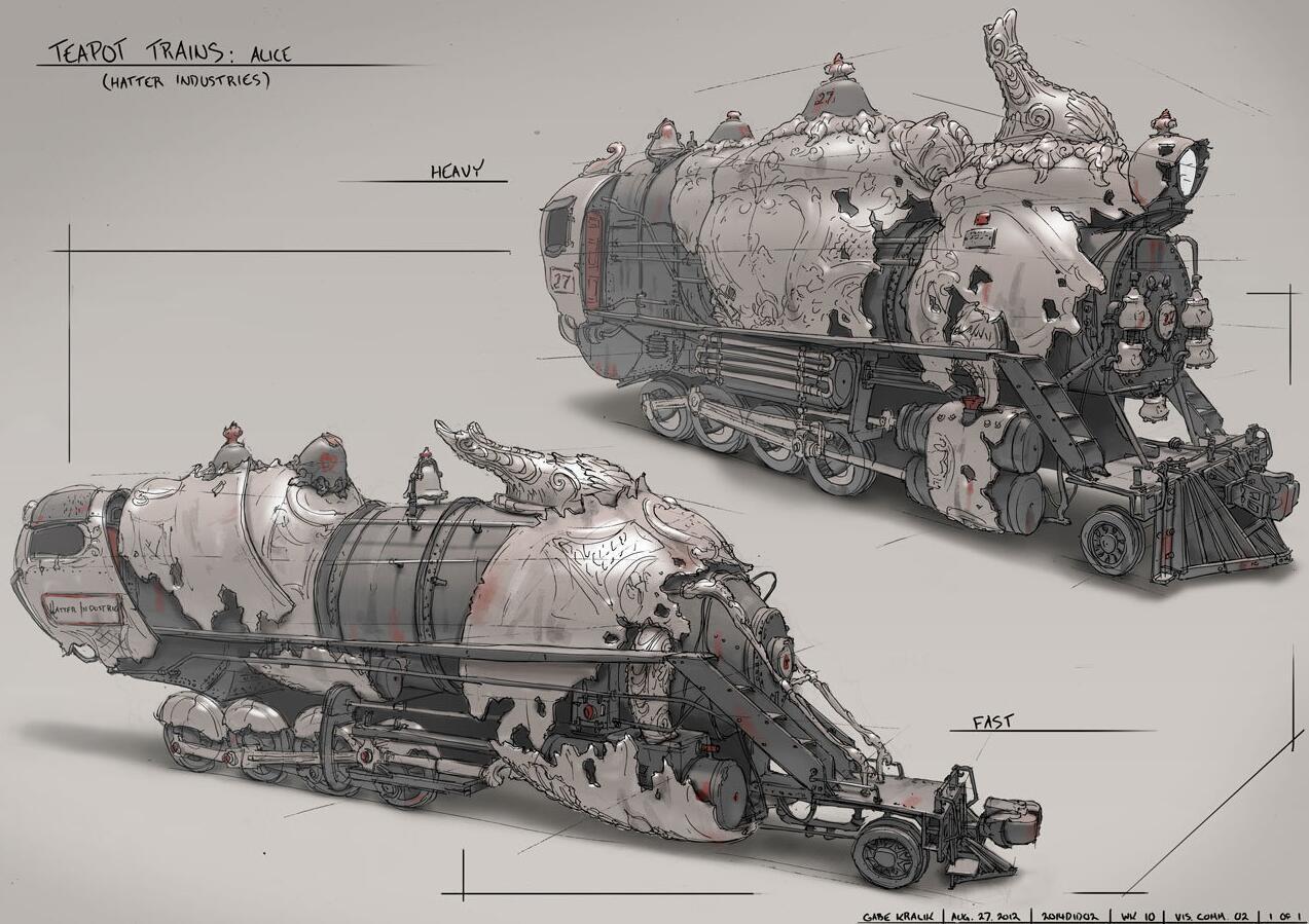黄铜质感_蒸汽朋克(Steampunk)的核心魅力是什么? - 知乎