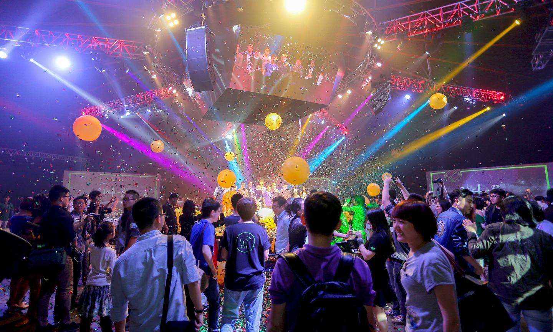 「知乎盐 Club 2014」后记:发现一个更好的世界