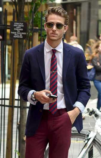 藏青色的西藏配什么领带_藏蓝色商务西服挑选什么样的鞋子衬衫领带? - 知乎