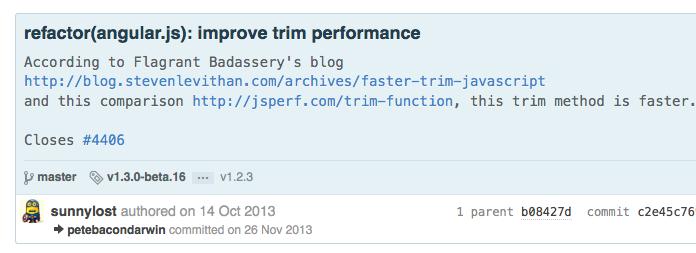 JavaScript trim为什么这么写? - 知乎