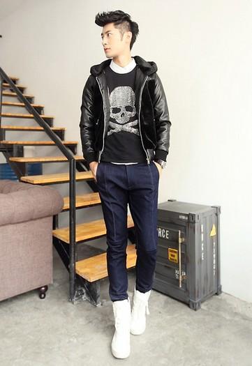 男生衣服_身高165的男生应该如何选择衣服及搭配? - 知乎
