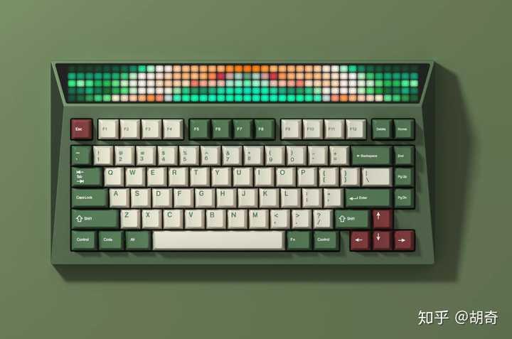 如何评价李楠怒喵科技(AngryMiao)的首款产品 CYBERBOARD 机械键盘?