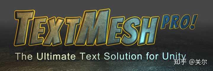 专栏精选]TextMeshPro插件- 知乎