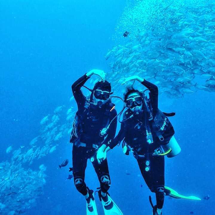 怎么考取潜水证?