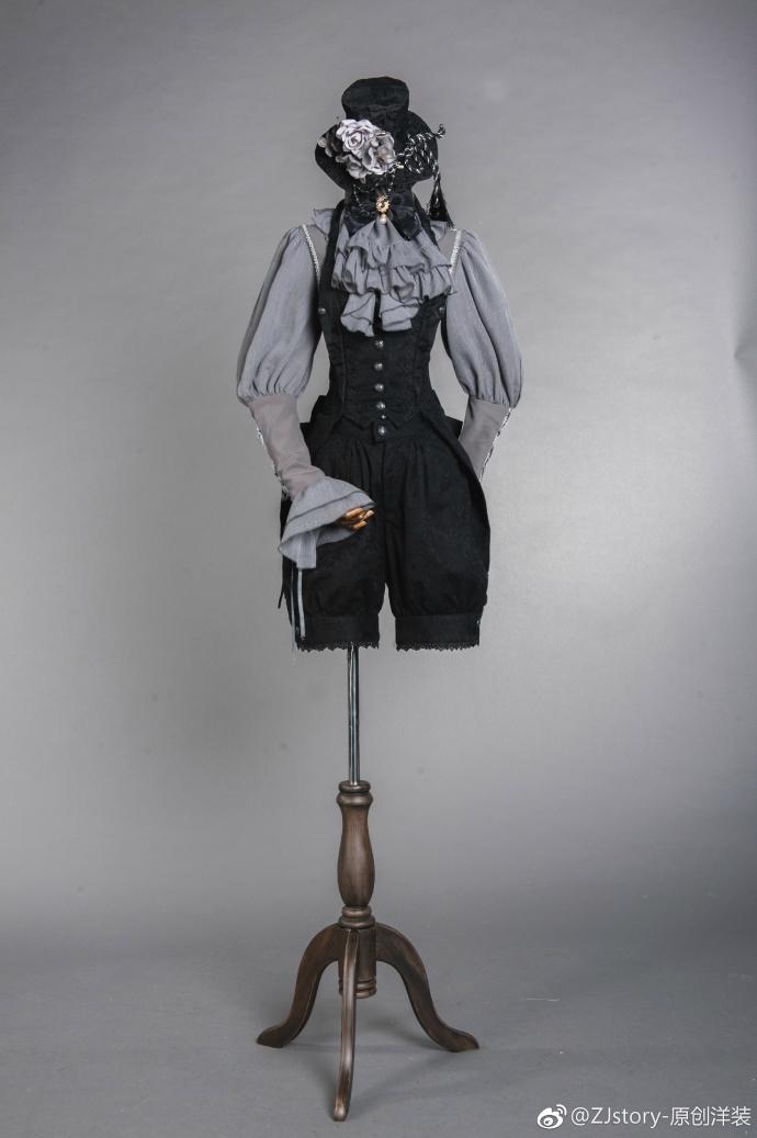 男孩子适合穿lolita吗?