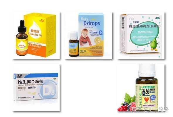 请问下大家给自己宝宝吃的维生素D3都是什么牌子?