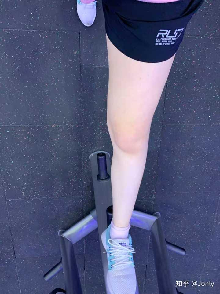 真的有人会穿着丝袜健身/锻炼/运动?