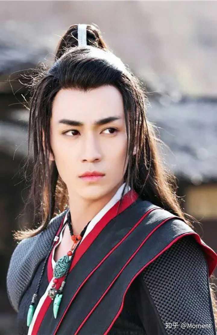 中國式的美男子就是,美也能美出氣質.圖片