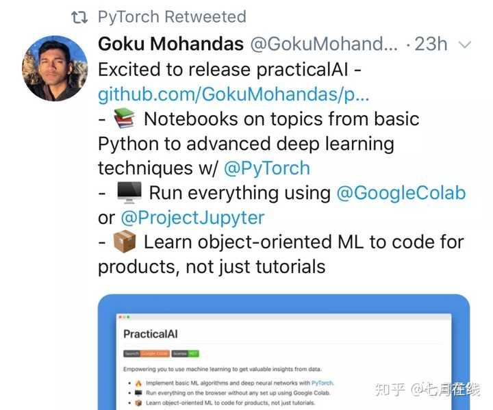 Github Deep Learning
