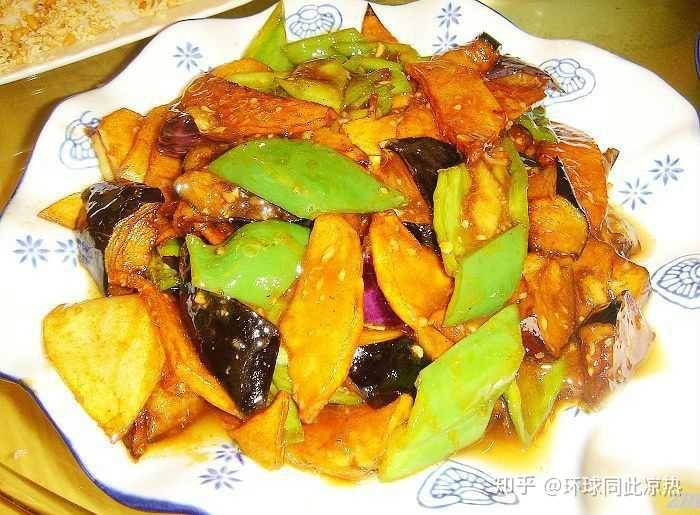 黑龙江「地三鲜」是一种什么样的美食,好吃吗?