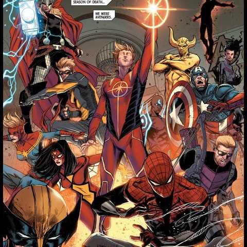 美国第一成人动漫_复仇者联盟(美国漫威漫画旗下超级英雄团队)