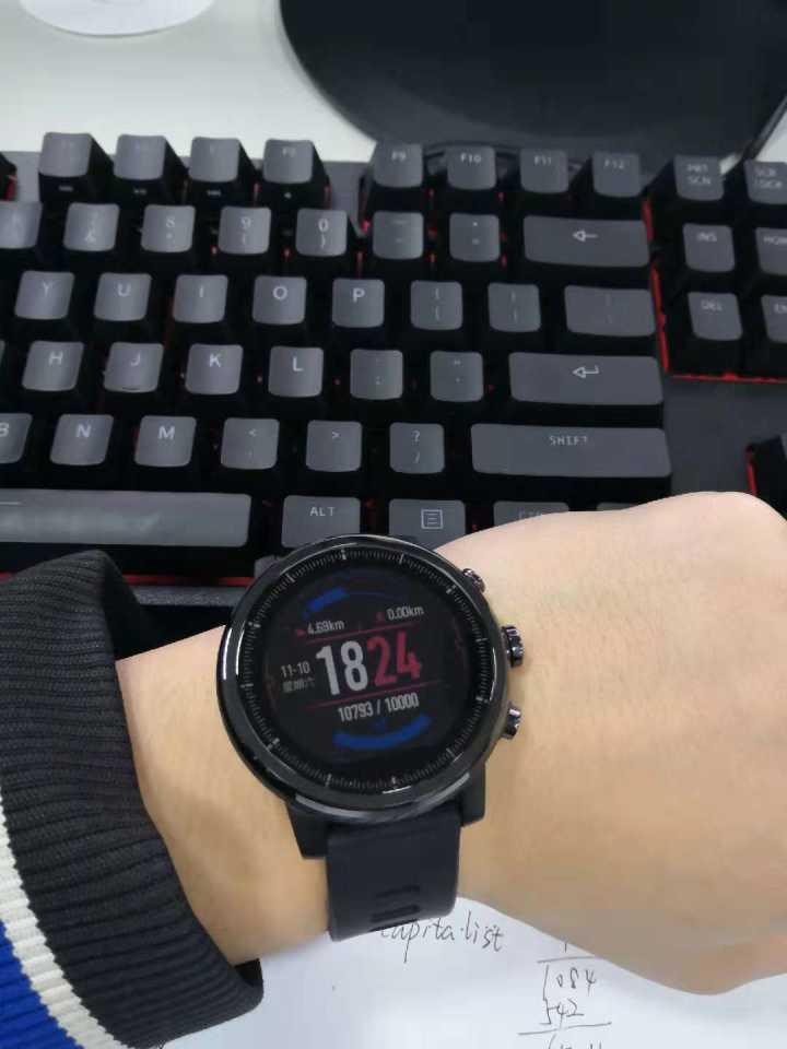 一千预算,买手表还是智能手环手表。有什么推荐的?