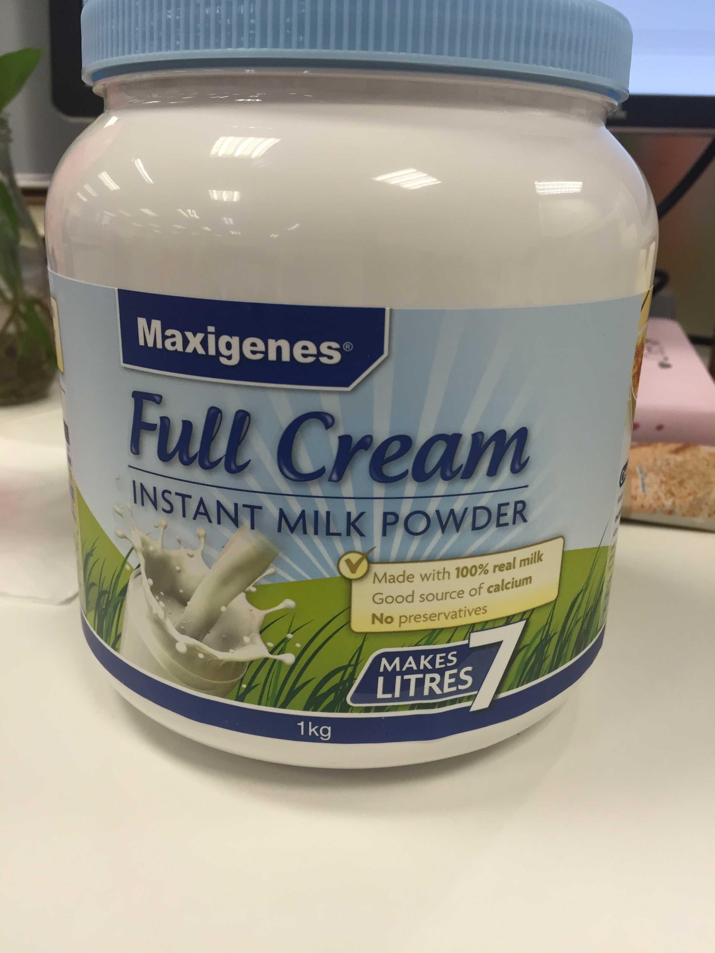 蒙牛学生高钙高锌奶粉