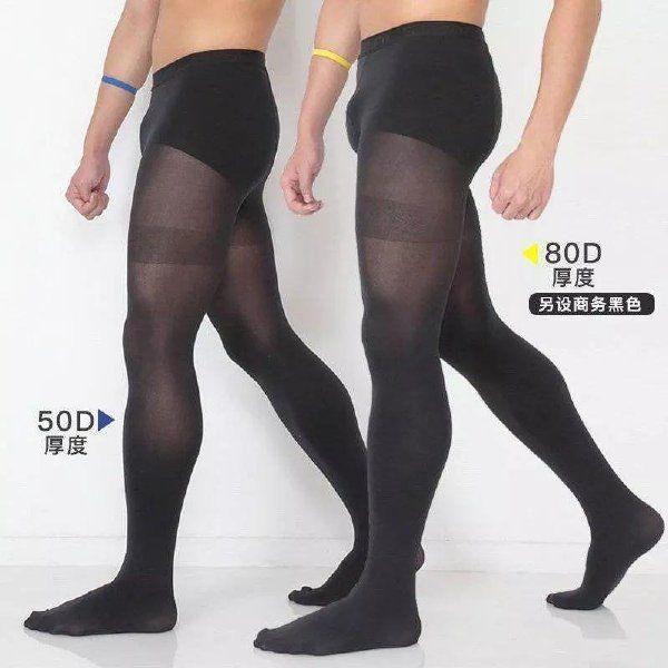 为什么女生的裤袜不在男生中推广?
