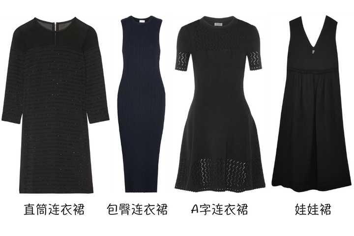 女生需要哪些基础款的裙子?
