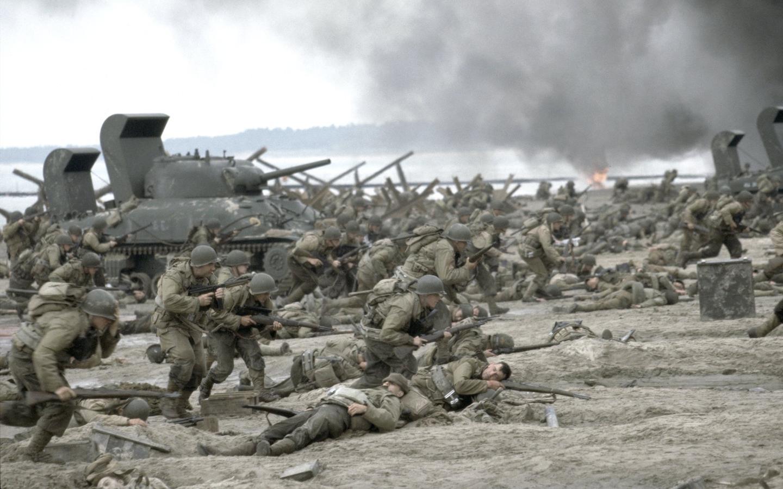 拯救大兵瑞恩电影56_《拯救大兵瑞恩》中的美军单兵武器(上)-知乎