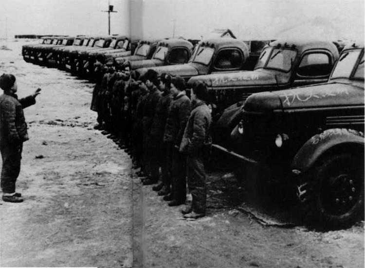 也聊中国汽车史(2)1956-1983