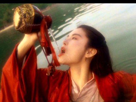 倩女幽魂_九十年代香港电影中有哪些令人难忘的古装女子形象?为什么 ...