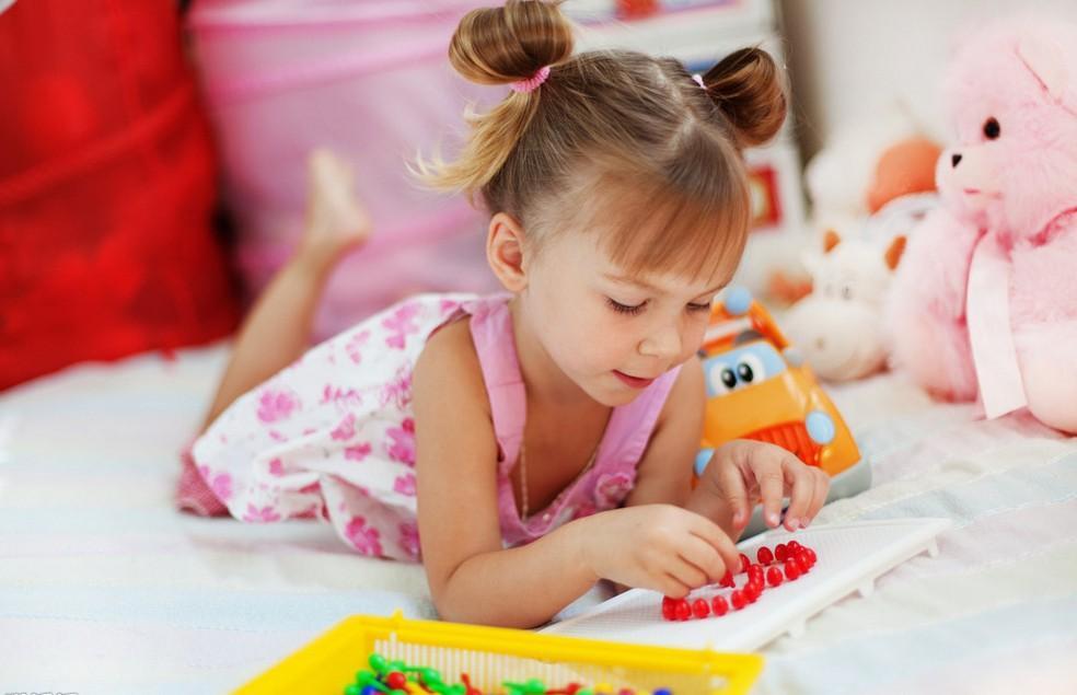儿童益智玩具的几个种类