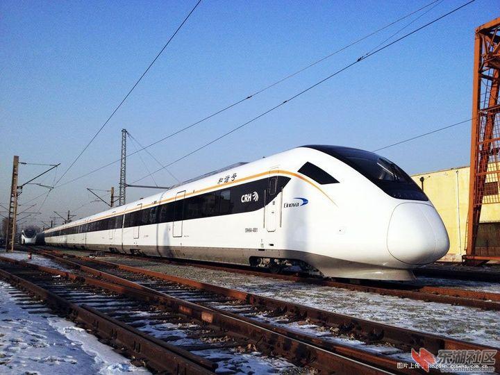 如何介绍和比较新干线、CRH、TGV...