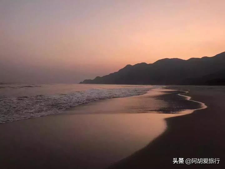 珠海哪里看海最好的位置(全珠海最长的沙滩原来藏在这里)