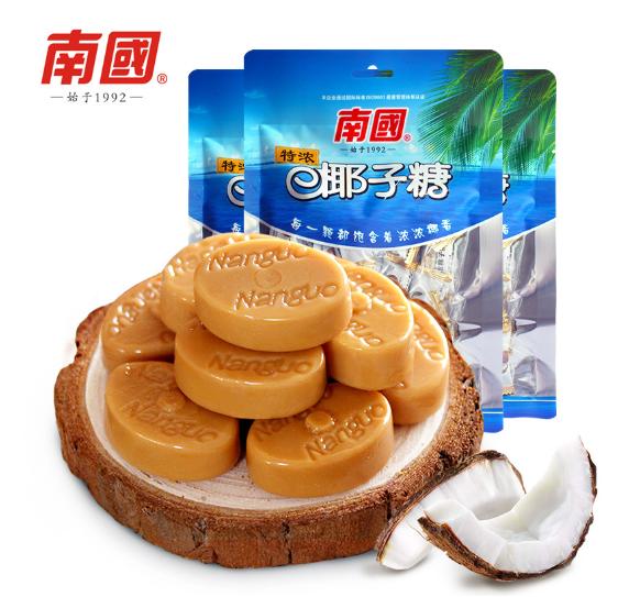 【海南椰子糖盘点篇】南国椰子糖的种类都有哪些?