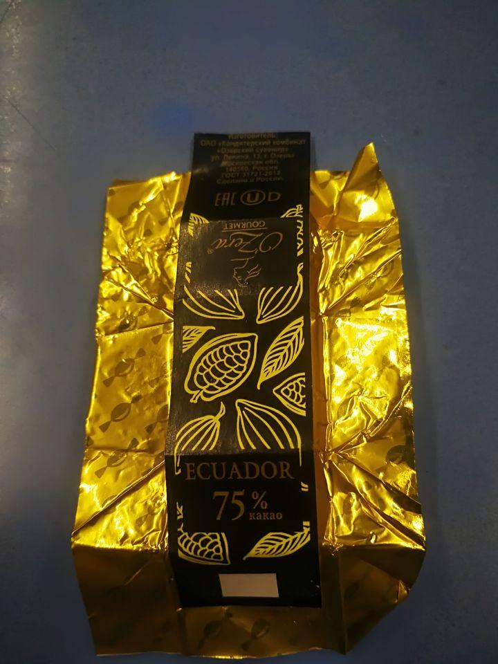 俄罗斯黑巧克力测评巧克力21