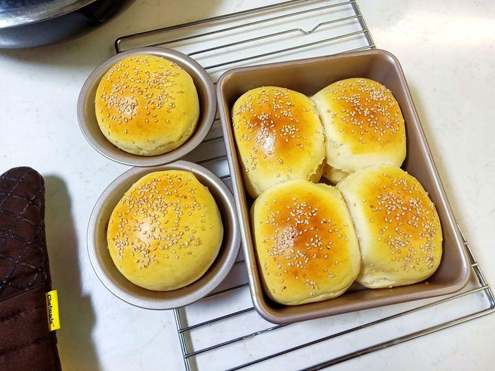 汉堡坯子的做法(好吃的汉堡胚怎么做)