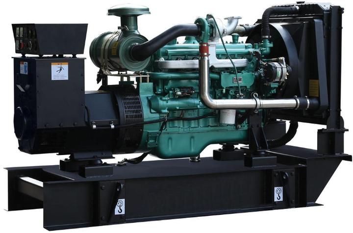 40KW静音集装箱发电机组产品图
