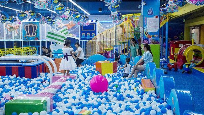 如何正确保养儿童淘气堡的游乐设备? 加盟资讯 游乐设备第5张