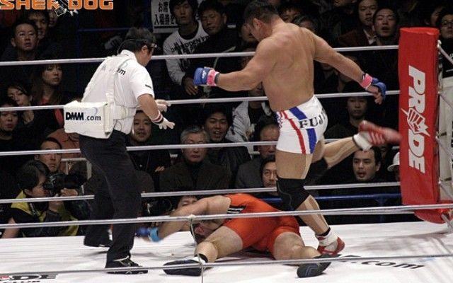 ufc打的最惨烈的比赛(谁才是MMA的金字塔尖)