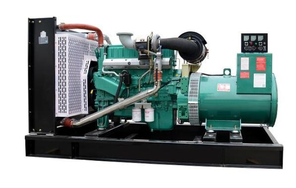玉柴250千瓦柴油发电机断路器的工作