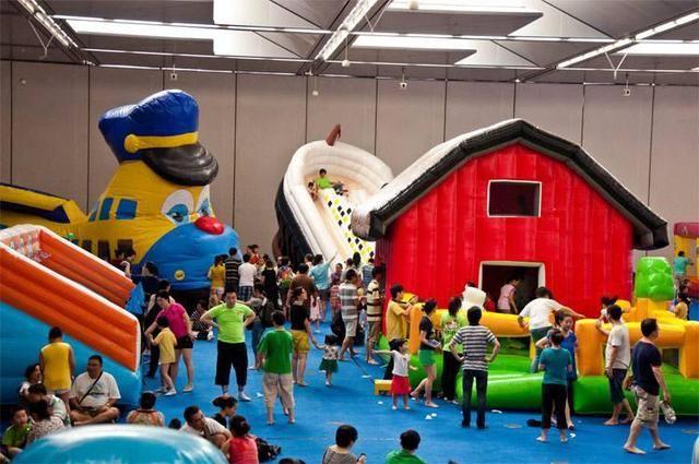 投资儿童乐园多少钱?如何定位儿童乐园市场? 加盟资讯 游乐设备第2张