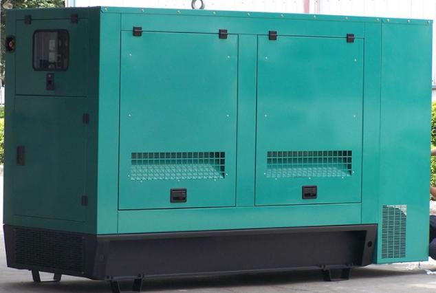 帕金斯集装箱式柴油发电机组