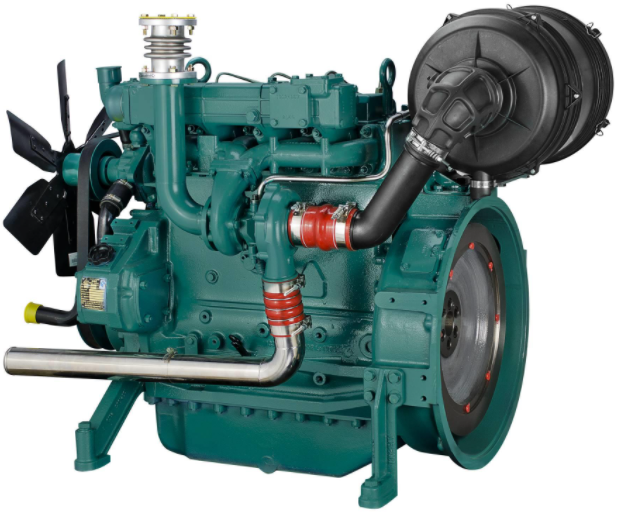 30kw潍柴发电机组产品图片