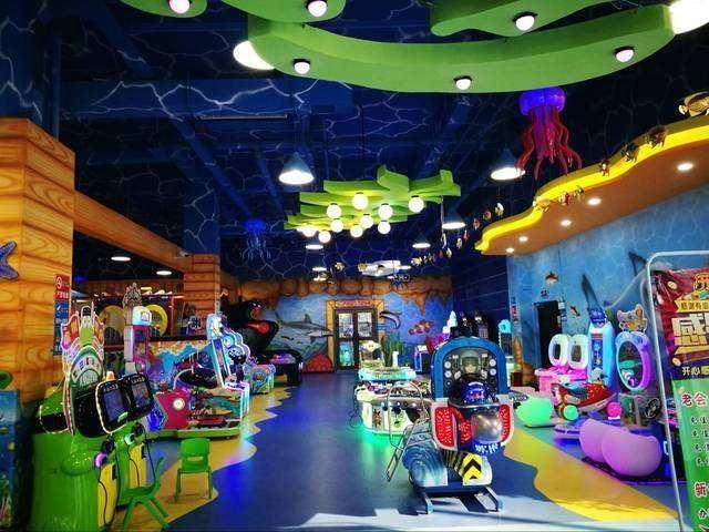 好的儿童乐园应该怎样装修设计? 加盟资讯 游乐设备第2张