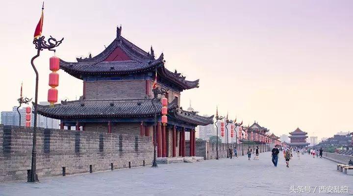 西安挨着哪个城市(西安最美的五个地方你去过吗)