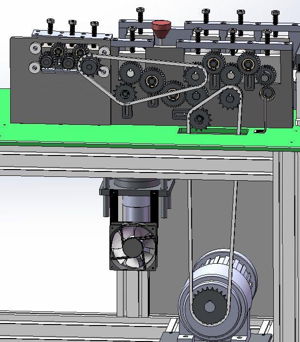 机械篇丨全面分析一拖二式全自动口罩机 - 第15张  | 酷掏村