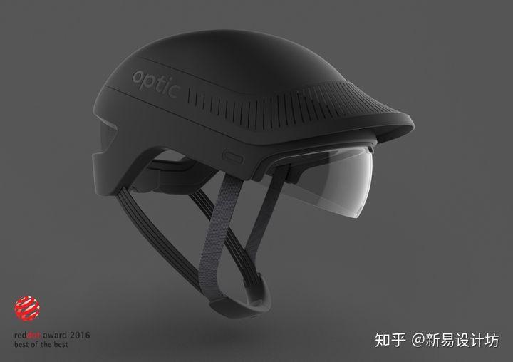 头盔设计有哪些可以让人眼前一亮的?